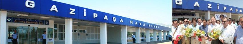 Antalya Gazipasa Turkije